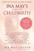 Ina Mays Guide To Childbirth Cover