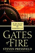 Gates of Fire: An Epic Novel of the Battle of Thermopylae Cover