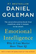Emotional Intelligence 10th Anniversary Edition