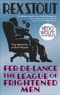 Fer de Lance & the League of Frightened Men