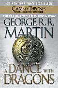 A Dance with Dragons (A Song of Ice and Fire #5) Cover