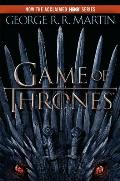 A Game of Thrones (Random House Movie Tie-In Books) Cover