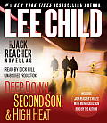 3 Jack Reacher Novellas Deep Down...