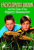 Encyclopedia Brown & the Case of the Slippery Salamander