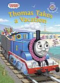 Thomas Takes a Vacation (Thomas & Friends) (Hologramatic Sticker Book)