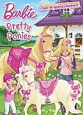Pretty Ponies (Barbie) (Hologramatic Sticker Book)