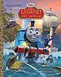Sodor's Legend of the Lost Treasure (Thomas & Friends) (Big Golden Book)