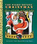 The Night Before Christmas (Big Golden Board Book)