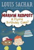 Marvin Redpost #6: A Flying Birthday Cake? (Stepping Stone Book)