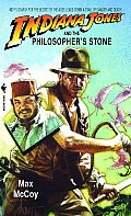 Indiana Jones and the Philosopher's Stone (Indiana Jones) Cover