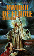 Sword of the Flame (Bantam Spectra Book) Cover