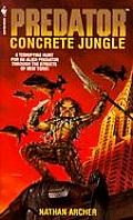 Predator: Concrete Jungle by Nathan Archer