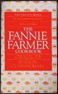 Fannie Farmer Cookbook 13TH Edition Cover