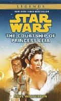 The Courtship of Princess Leia :Star Wars Cover