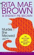 Murder She Meowed Mrs Murphy