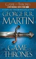 Game of Thrones Song of Ice & Fire 01