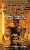 Planet Of Twilight Star Wars