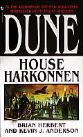 Dune: House Harkonnen by Brian Herbert