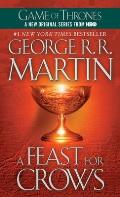 A Feast for Crows (A Song of Ice and Fire #4) Cover