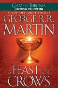 A Feast for Crows ( A Song of Ice and Fire #04) Cover