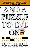 And a Puzzle to Die on (Puzzle Lady Mysteries) Cover