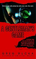 A Gentleman's Game: A Queen &amp; Country Novel Cover