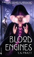 Blood Engines Marla Mason 01