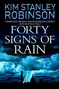 Forty Signs of Rain Cover
