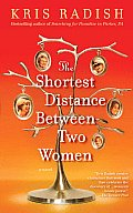 Shortest Distance Between Two Women