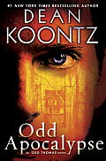 Odd Apocalypse: An Odd Thomas Novel Cover