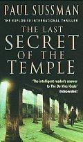 Last Secret Of The Temple Uk Edition