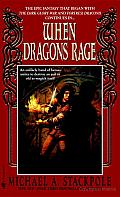 When Dragons Rage: Book 2 of the DragonCrown War Cycle Cover