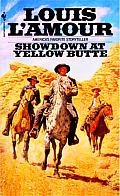Showdown at Yellow Butte Cover