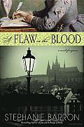 A Flaw in the Blood Cover