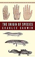 The Origin of Species: By Means of Natural Selection or the Preservation of Favoured Races in the Struggle for Life Cover