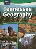 Holt Social Studies Tennessee Geography
