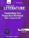 Standardized Test Preparation Workbook: English/Language Arts Skills, Third Course