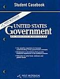 Holt McDougal United States Government Student Casebook: Principles in Practice