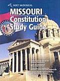 Missouri Constitution Study Guide
