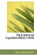 Paris Universal Exposition MDCCC LXXVIII