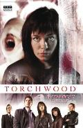 Torchwood: Slow Decay Cover