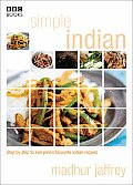 Simple Indian Cookery: Step By Step To Everyone's Favourite Indian Recipes Cover
