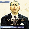 The Inimitable Jeeves: A BBC Full-Cast Radio Drama Cover