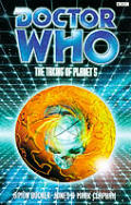 Dr Who The Taking Of Planet 5 by Simon Bucher Jones