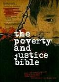 Poverty & Justice Bible CEV