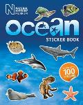 Ocean Sticker Book