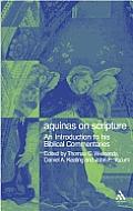 Aquinas on Scripture