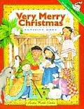 Very Merry Christmas Activity Book