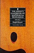 Artists Handbook of Materials & Techniques