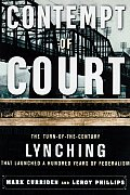 Contempt Of Court The Turn Of The Centur